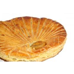 Galette Frangipane & compotée d'abricots