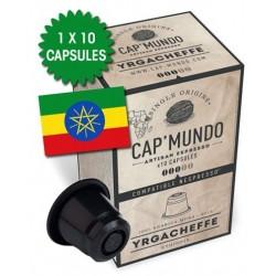 Capsules Café Moka Yrgacheffe