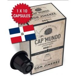 Capsules Café Don Jimenez