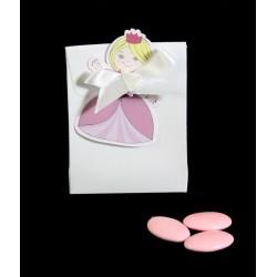 Ballotin Blanc Princesse