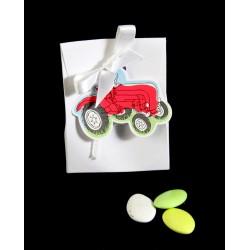 Ballotin Blanc Tracteur