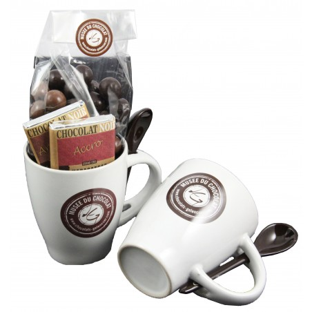 Mug musée du chocolat