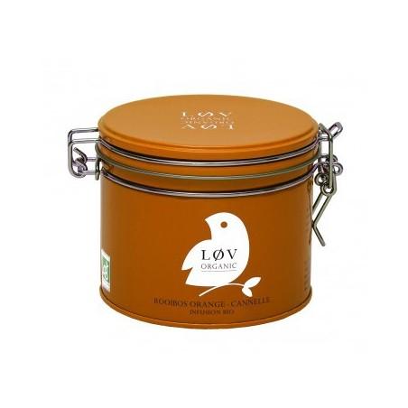 Rooibos Orange-Canelle