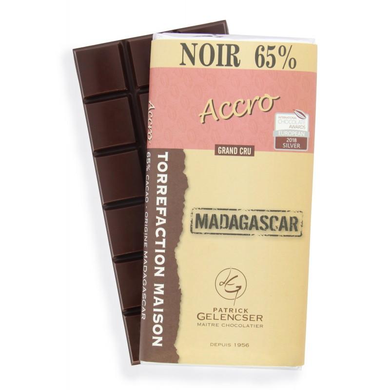 Tablette Accro 65%