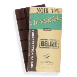 Tablette Irrésistible 70%