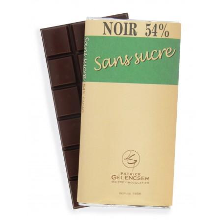 Tablette Noir Sans Sucre