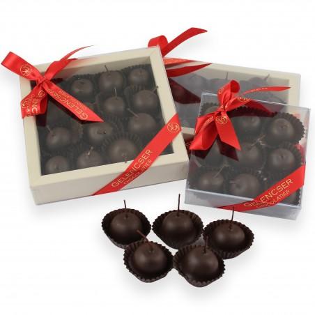 Griotte au chocolat