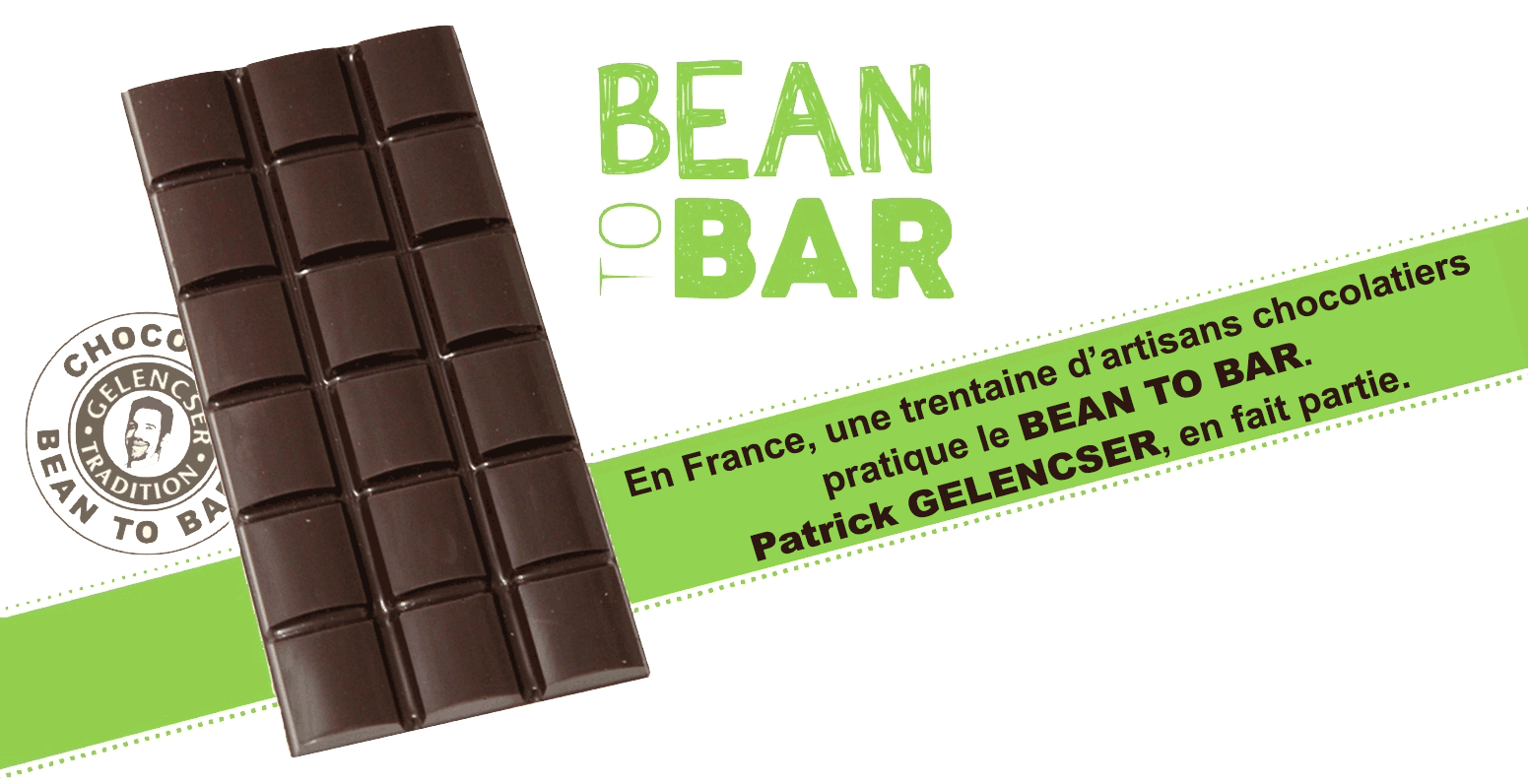 Bean to bar, chocolaterie Gelencser, la Roche sur Yon, Vendée
