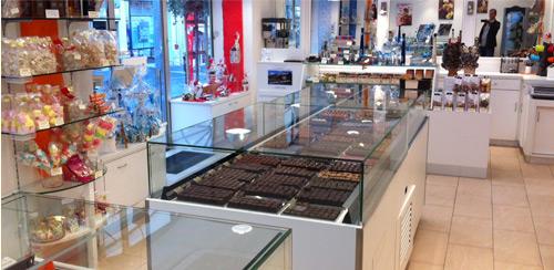 boutique la roche sur yon centre ville gelencser ma tre chocolatier. Black Bedroom Furniture Sets. Home Design Ideas